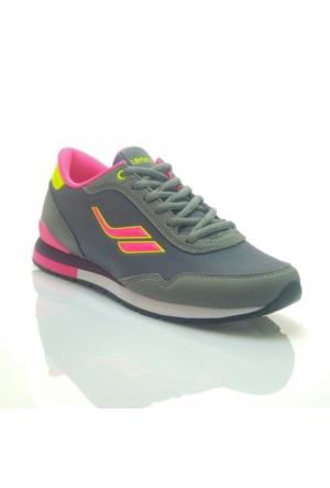 Lescon 4627 Walking Unisex Spor Ayakkabı Füme