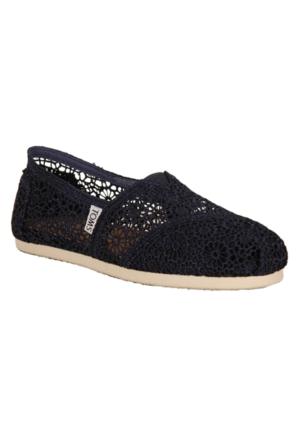 Toms 1096B13 Clsc. Crochet Spor Ayakkabı Lacivert