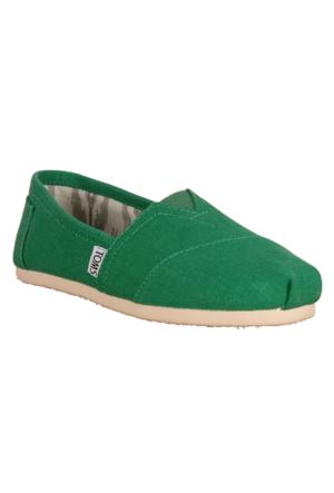 Toms 1090B13 Clsc. Earthwıse Spor Ayakkabı Yeşil