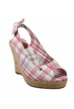 Tommy Hilfiger Fw8Sa01718-469 Kadın Ayakkabı Mk