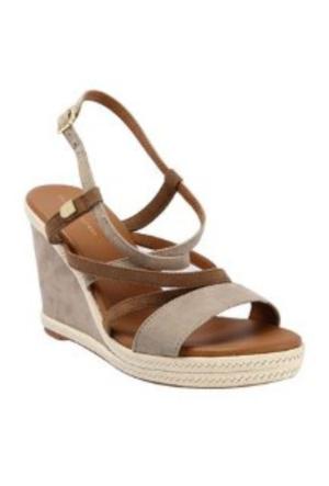 Tommy Hilfiger Fw56815427-646 Kadın Ayakkabı Mk
