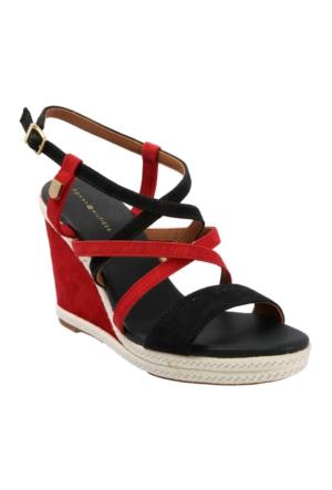 Tommy Hilfiger Fw56815427-403 Kadın Ayakkabı Mk