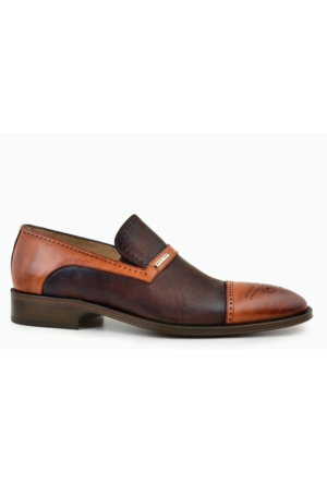 Nevzat Onay Erkek Klasik Kösele Ayakkabı 5472-F41 NOC