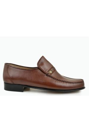 Nevzat Onay Erkek Klasik Kösele Ayakkabı 420-005 ROK PIY