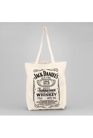 İf Dizayn Baskılı Bez Çanta