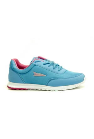 Sprano 205 Günlük Yürüyüş Koşu Fileli Bayan Spor Ayakkabı