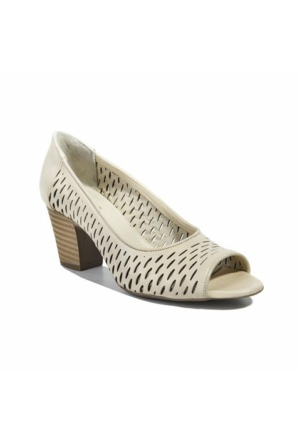 Desa Kadın Orta Boy Topuklu Ayakkabı 7018