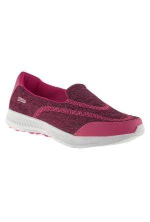 Jump 14971 Fuşya Kadın Spor Ayakkabı