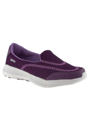 Jump 14971 Mor Kadın Spor Ayakkabı