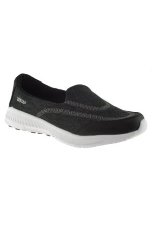 Jump 14971 Siyah Kadın Spor Ayakkabı