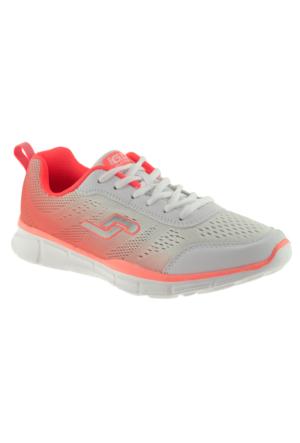 Jump 15206 Beyaz Kadın Spor Ayakkabı