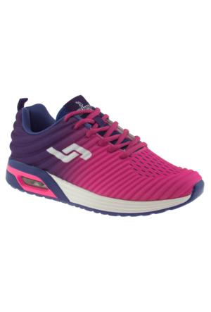 Jump 15261 Pembe Kadın Spor Ayakkabı