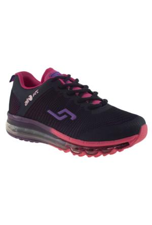 Jump 15505 Lacivert Kadın Spor Ayakkabı