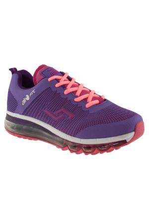 Jump 15505 Mor Kadın Spor Ayakkabı
