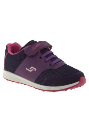 Jump 15672 Mor Çocuk Spor Ayakkabı