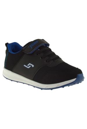 Jump 15672 Siyah Çocuk Spor Ayakkabı