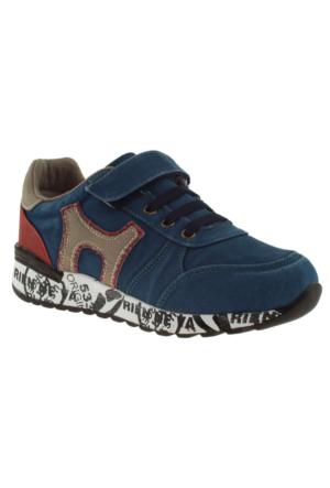 Jump 15677 Mavi Çocuk Spor Ayakkabı