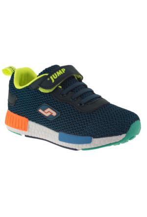 Jump 15689 Yeşil Çocuk Spor Ayakkabı