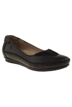 Forelli 19627 Rok Siyah Kadın Ayakkabı