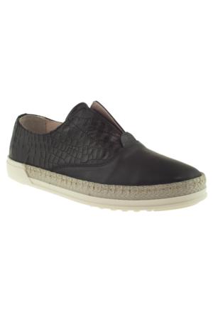 Greyder 27031 Zn Casual Siyah Kadın Ayakkabı