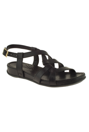 Greyder 55099 Zn Casual Siyah Kadın Sandalet