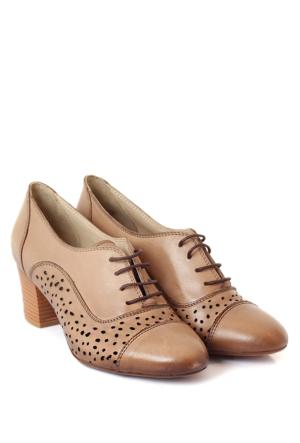 Gön Deri Kadın Ayakkabı 13232