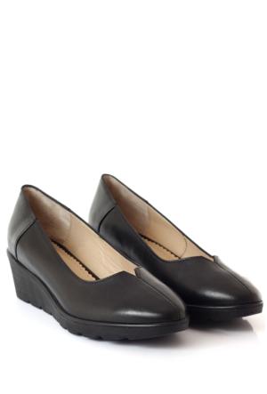 Gön Deri Kadın Ayakkabı 13252