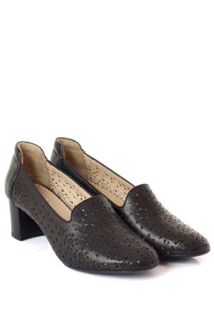 Gön Deri Kadın Ayakkabı 13255
