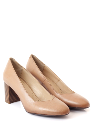 Gön Deri Kadın Ayakkabı 13265