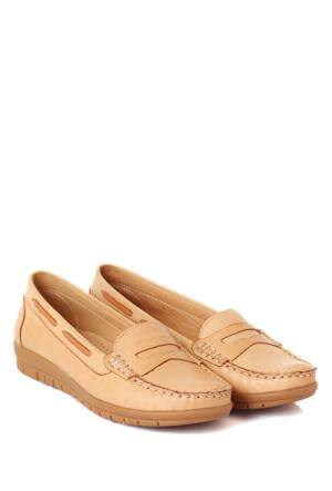 Gön Deri Kadın Ayakkabı 33080