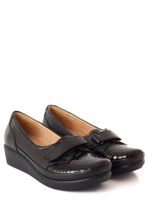 Gön Deri Kadın Ayakkabı 33114
