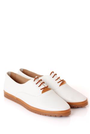 Gön Deri Kadın Ayakkabı 33201