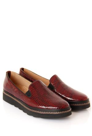 Gön Deri Kadın Ayakkabı 33213