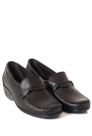 Gön Deri Kadın Ayakkabı 35161