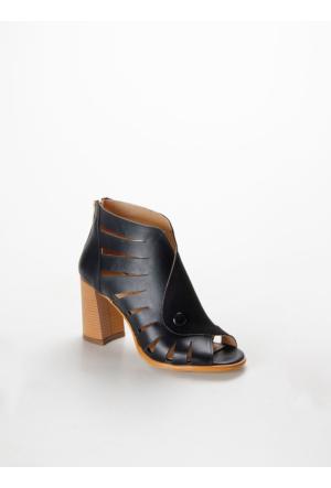 Tyler Günlük Kadın Sandalet 1058Tylss.Sıy