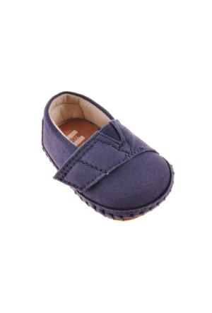 Toms Erkek Bebek Lacivert Espadril Ayakkabı