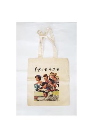 Köstebek Friends - Car Bez Çanta
