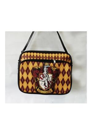 Köstebek Harry Potter - Gryffindor Kare Postacı Çanta