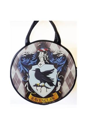 Köstebek Harry Potter - Ravenclaw Yuvarlak Postacı Çanta