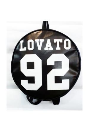 Köstebek Demi Lovato 92 Sırt Çantası