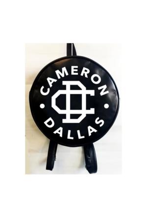 Köstebek Cameron Dallas Yuvarlak Sırt Çantası