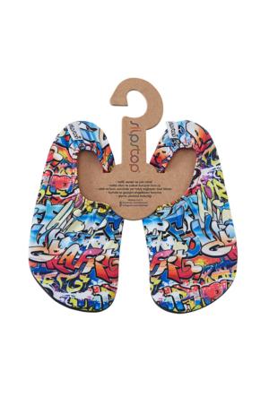 Slipstop Hiphop Junior Unisex Çocuk Kaydırmaz Ayakkabı/Patik
