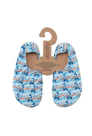 Slipstop Scuba Erkek Çocuk Kaydırmaz Ayakkabı/Patik