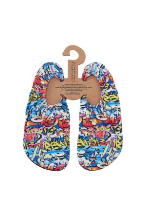 Slipstop Hiphop Yetişkin Kaydırmaz Ayakkabı/Patik