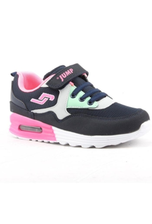 Jump 13083 Air Günlük Yürüyüş Koşu Kız Çocuk Spor Ayakkabı