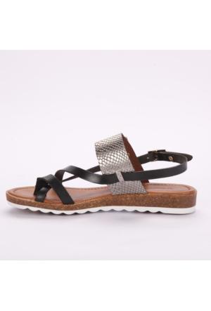 Womenj Kadın Sandalet 723005