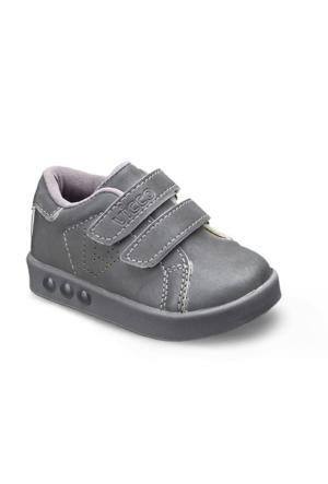 Vicco İlkadım Işıklı Spor Ayakkabı Gümüş