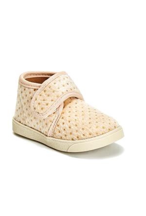 Vicco Kız Kreş Ayakkabı Bej