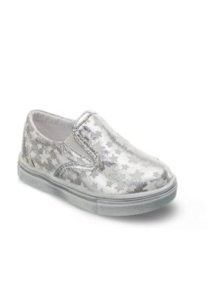 Vicco Bebe Ayakkabı Gümüş