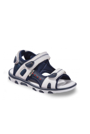 Vicco Cırtlı Erkek Spor Sandalet Beyaz